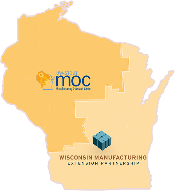 Wisconsin map WMEP MOC